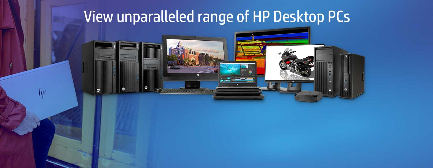 Authorized HP Partner in India